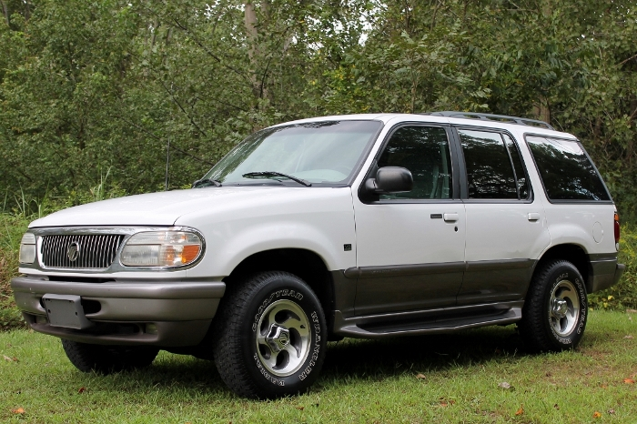 1997 Mercury Mountainer All Wheel Drive (1)