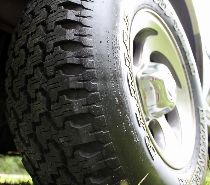 1997 Mercury Mountainer All Wheel Drive (12)