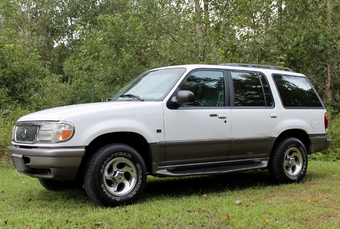 1997 Mercury Mountainer All Wheel Drive (2)