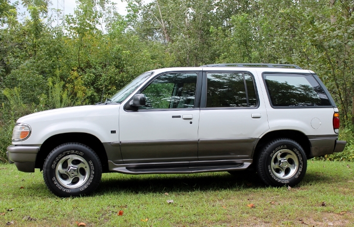 1997 Mercury Mountainer All Wheel Drive (3)