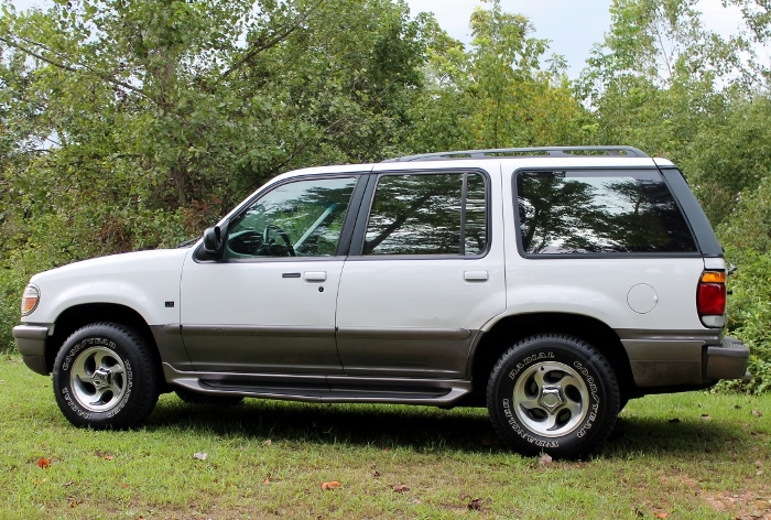 1997 Mercury Mountainer All Wheel Drive (4)