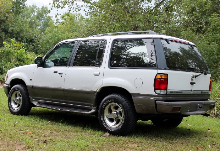 1997 Mercury Mountainer All Wheel Drive (5)