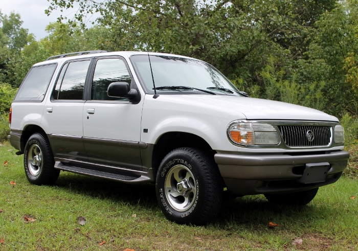 1997 Mercury Mountainer All Wheel Drive (6)