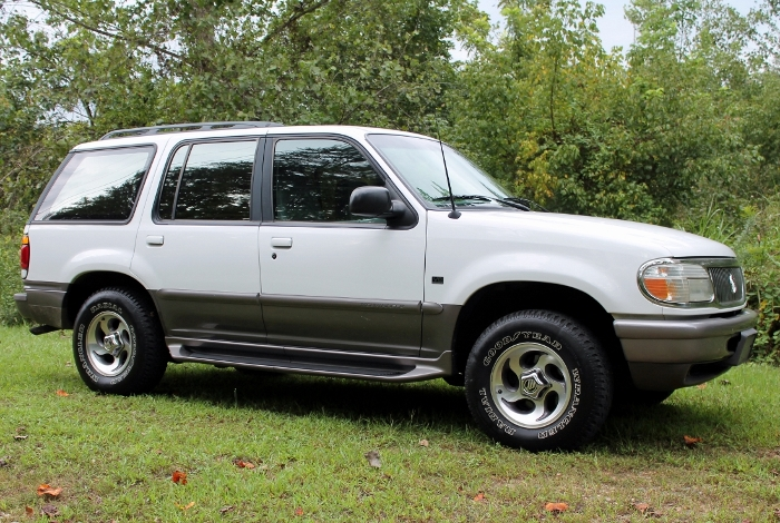 1997 Mercury Mountainer All Wheel Drive (7)