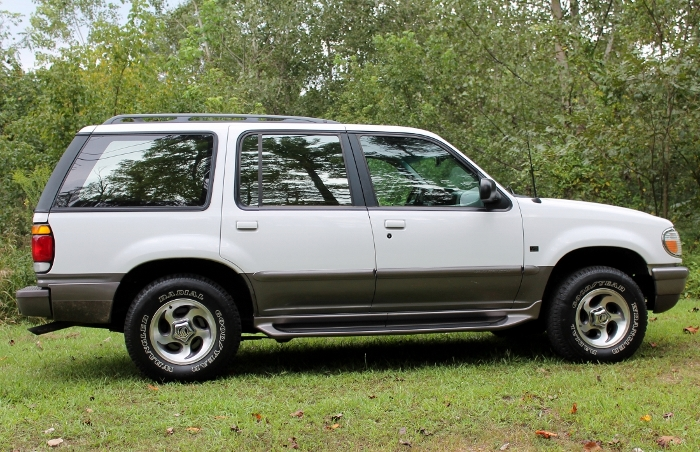 1997 Mercury Mountainer All Wheel Drive (8)