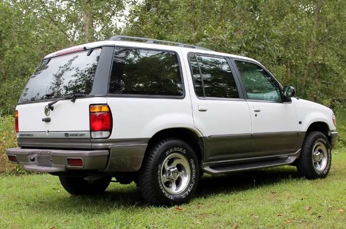 1997 Mercury Mountainer All Wheel Drive (9)