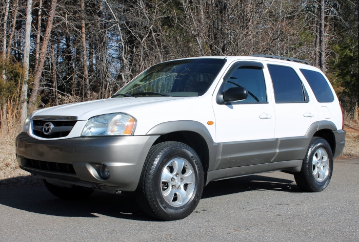 2002 Mazda Tribute ES V6 2WD or 4WD (1)