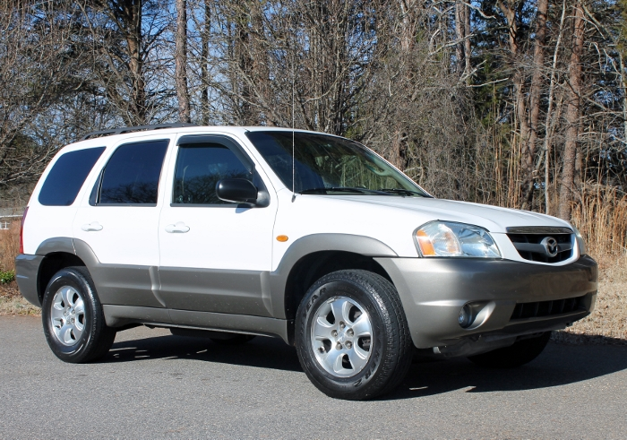 2002 Mazda Tribute ES V6 2WD or 4WD (10)