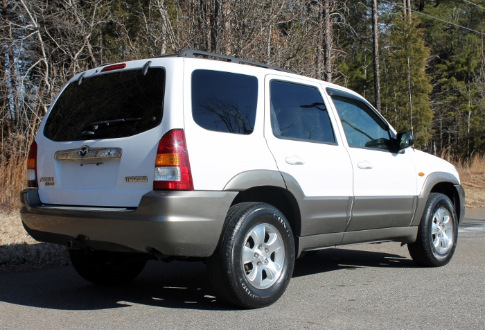 2002 Mazda Tribute ES V6 2WD or 4WD (14)