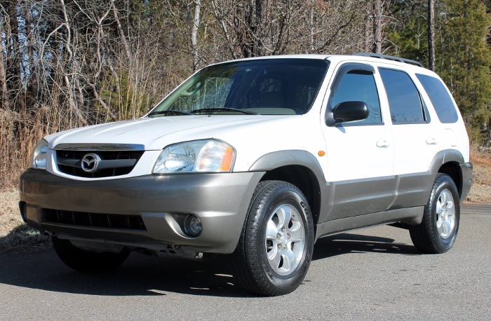 2002 Mazda Tribute ES V6 2WD or 4WD (2)