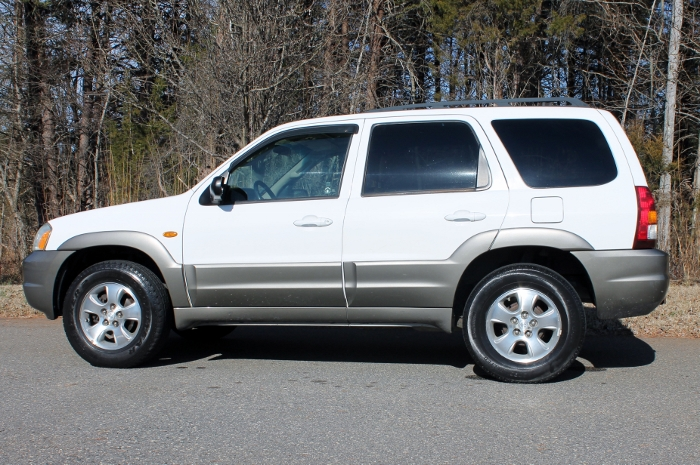 2002 Mazda Tribute ES V6 2WD or 4WD (5)