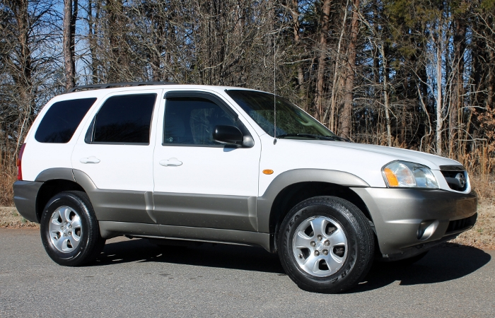 2002 Mazda Tribute ES V6 2WD or 4WD (8)
