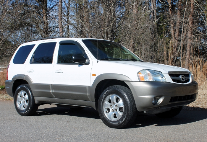 2002 Mazda Tribute ES V6 2WD or 4WD (9)