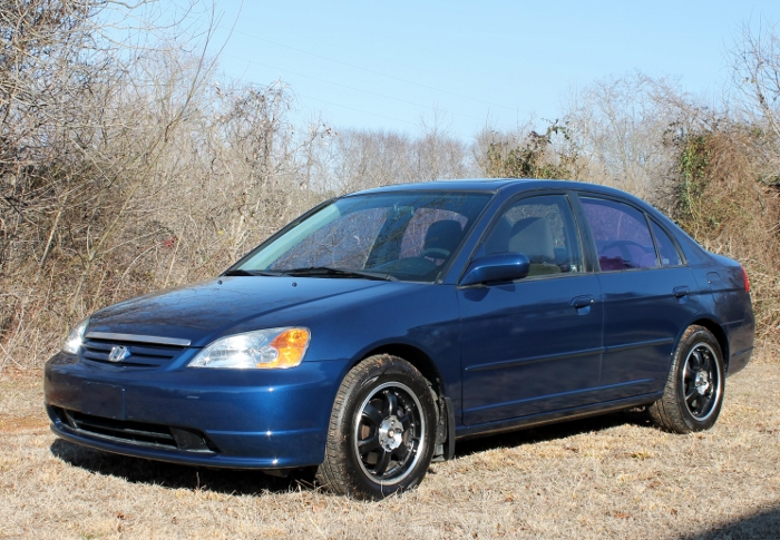 2002 Honda Civic (2)