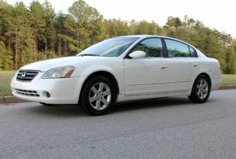 2003 Nissan Altima – SOLD