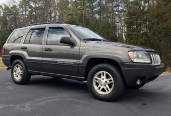 2004 Jeep Grand Cherokee – SOLD