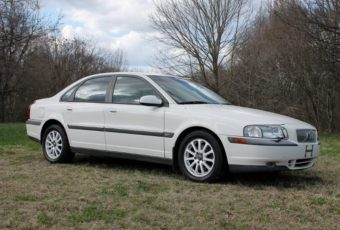 2000 Volvo S80 T6 – SOLD