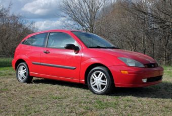 2004 Ford Focus – SOLD