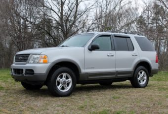 2002 Ford Explorer – SOLD