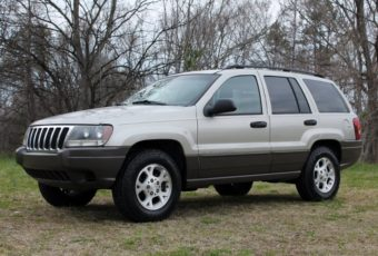 2003 Jeep Grand Cherokee – SOLD