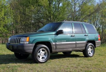 1998 Jeep Grand Cherokee – SOLD