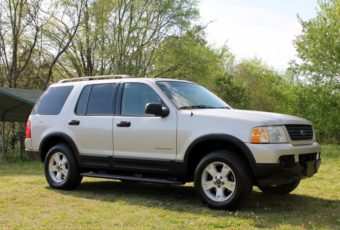2004 Ford Explorer – SOLD
