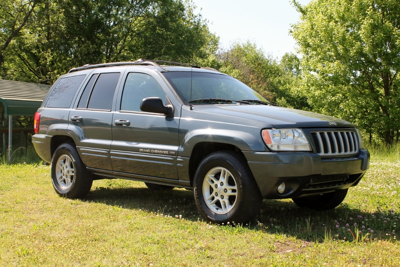 Photo Of 2000 Jeep Grand Cherokee Limited