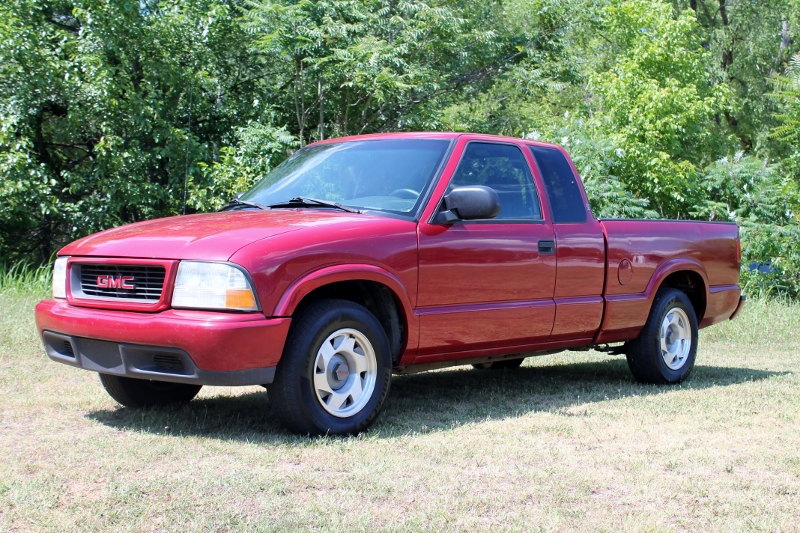 2001 gmc sonoma sls extended cab. Black Bedroom Furniture Sets. Home Design Ideas