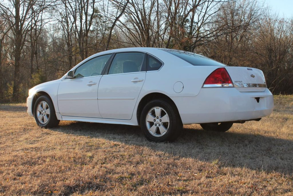 2011 Chevrolet Impala - GS Auto Sales LLC - 318 Sharon Road Clover, SC 29710