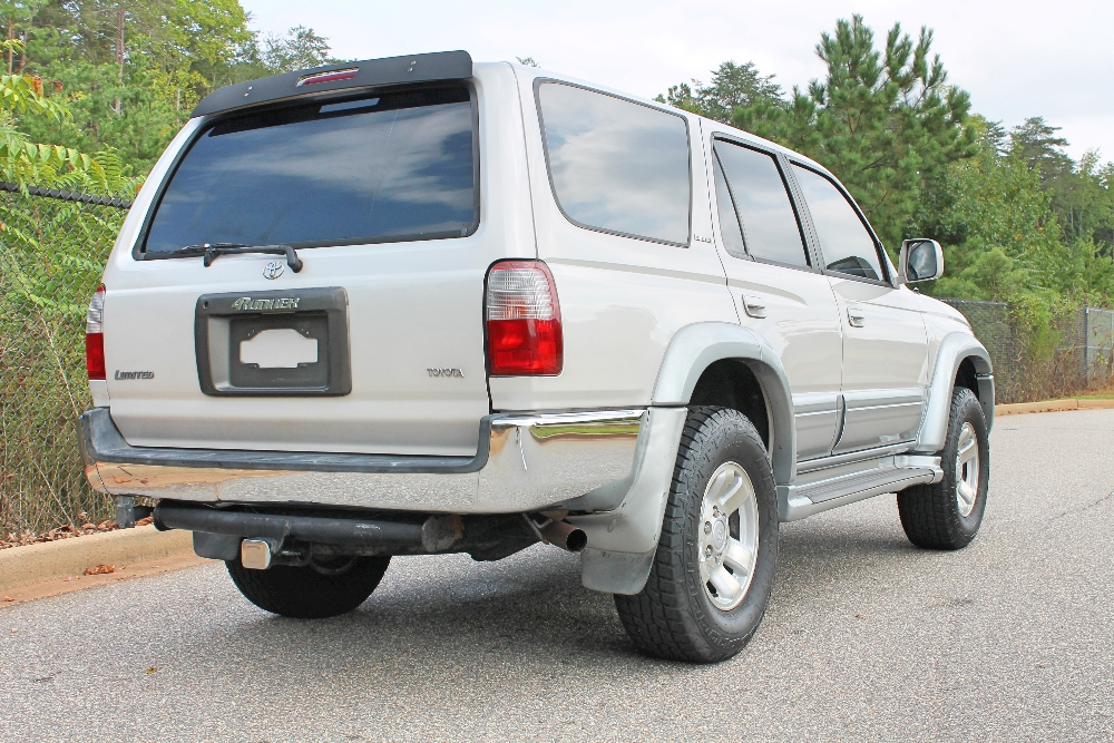 1997 Toyota 4Runner Limited 4X4 with RR Diff Lock
