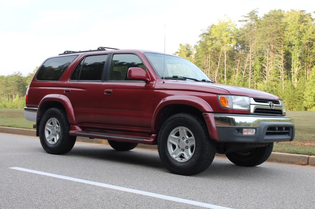 2002 Toyota 4Runner SR5 4X4 - GS Auto Sales, LLC - 318 Sharon Road York SC 29745