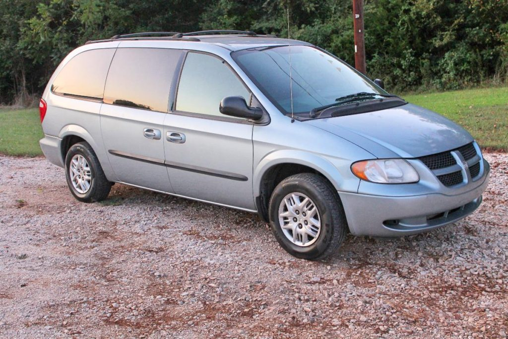 2003 Dodge Grand Caravan Sport - GS Auto Sales, LLC - 318 Sharon Road York, SC 29745