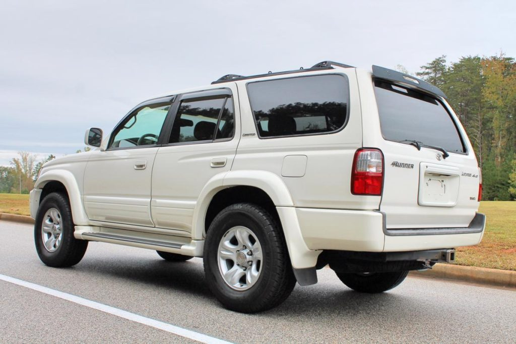 2002 Toyota 4Runner Limited 4X4 - GS Auto Sales, LLC - 318 Sharon Road York, SC 29745