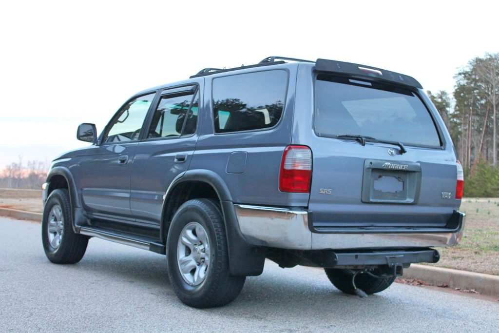 1998 Toyota 4Runner SR5 4X4 - GS Auto Sales LLC - 318 Sharon Road York SC 29745