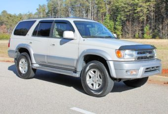 1999 Toyota 4Runner Limited 4X4 - GS Auto Sales, LLC - 318 Sharon Road York SC 29745