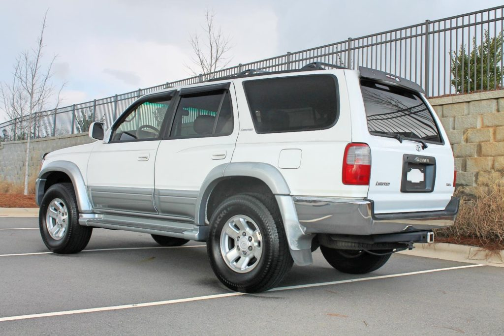 1998 Toyota 4Runner Limited 4X4 - GS Auto Sales, LLC - 318 Sharon Road York SC 29745