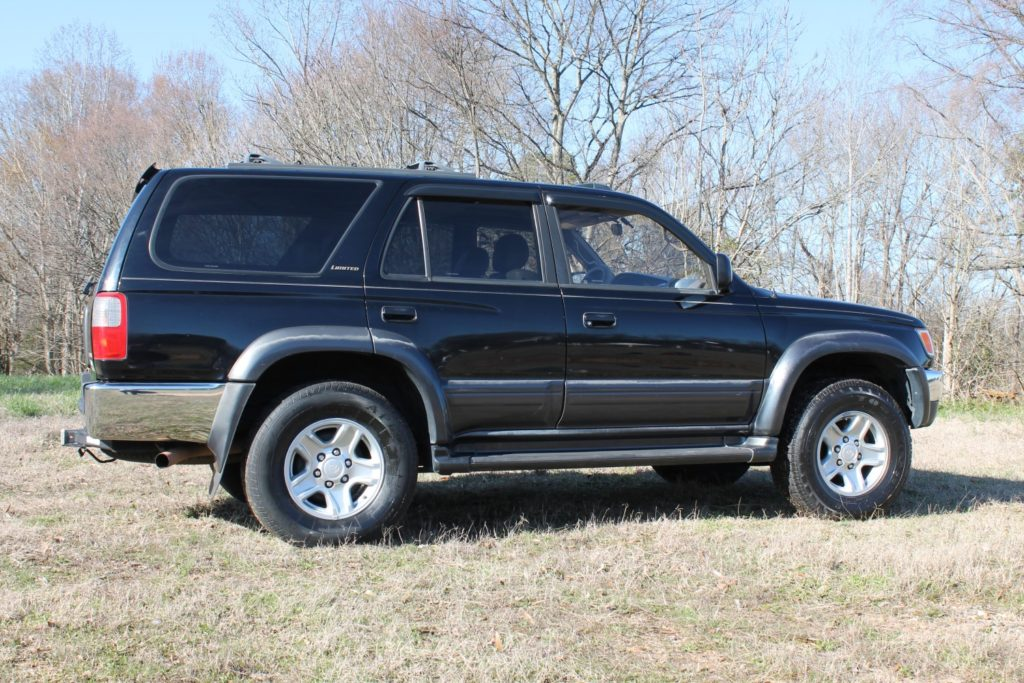 1998 Toyota 4Runner Limited - GS Auto Sales LLC - 318 Sharon Road York SC 29745