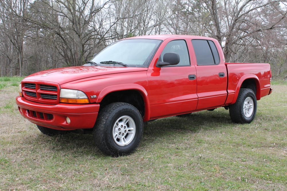 2000 Dodge Dakota 4X4 Crew Cab - GS Auto Sales LLC - 318 Sharon Road York SC 29845