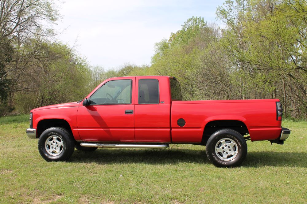 1996 GMC Sierra - GS Auto Sales LLC - 318 Sharon Road York SC 29745 (1)